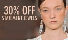 30% Off Statement Jewels