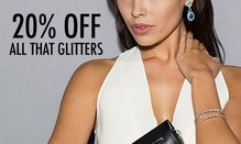 20% Off All That Glitters