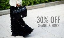 30% Off The Classics: Chanel, LV & More