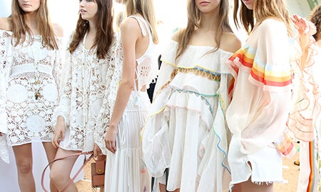 Trend Report: A Sheer Thing
