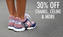 30% Off Chanel, Celine & More