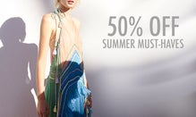 50% Off Summer Must-Haves