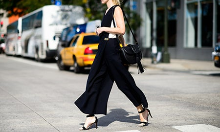 How To Wear Summertime Black