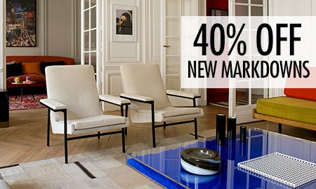 40% Off New Markdowns: Art & Home