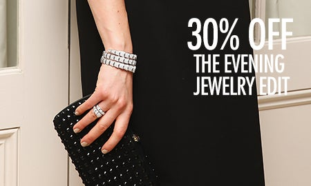 30% Off The Evening Jewelry Edit