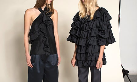 Trend Report: Ruffle & Repeat
