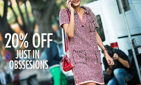 20% Off Just In Obsessions