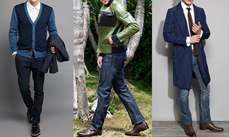 Men's Remix: 3 Ways To Outfit Denim For Work