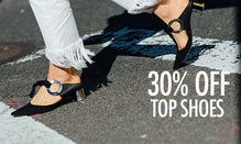 30% Off Top Shoes