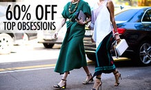 60% Off Top Obsessions