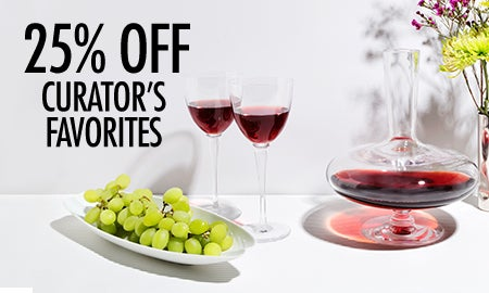 25% Off Curator's Favorites: Shop Art & Decor
