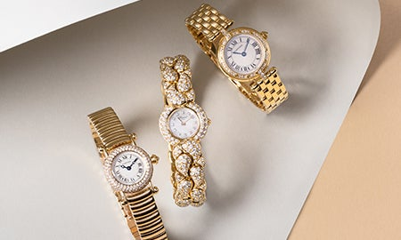 The Evening Piece: 5 Diamond Watches