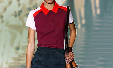 The Grown Up Way To Wear Fall's Collegiate Look