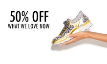 50% Off What We Love Now