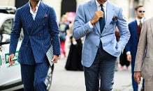 Relaxed Tailoring:  The Deconstructed Work Look