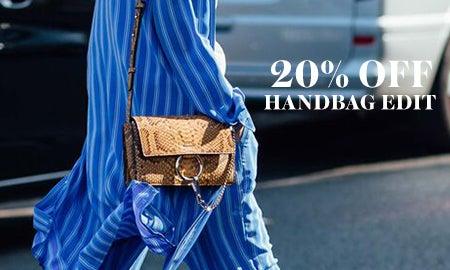 20% Off The Luxe Handbag Edit