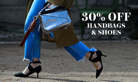 30% Off Perfect Pairings: Handbags & Shoes