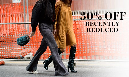 30% Off Recently Reduced