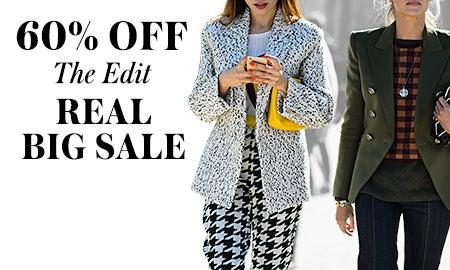60% Off Real Edit Sale
