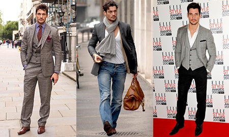 Get His Look: David Gandy