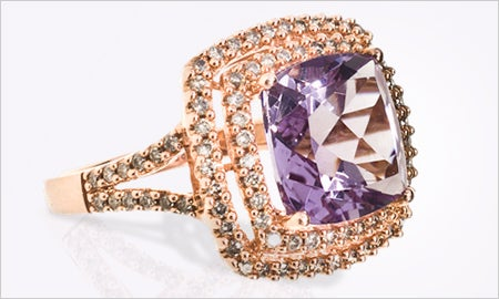 Exquisite Amethyst