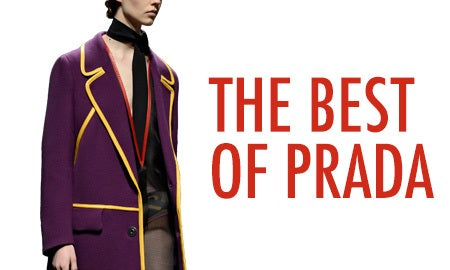 The Best Of Prada
