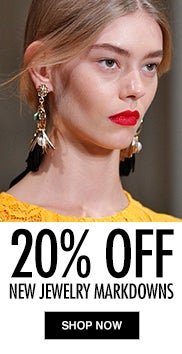 New jewelry markdowns